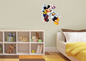 Adesivo Decorativo Mickey 0045
