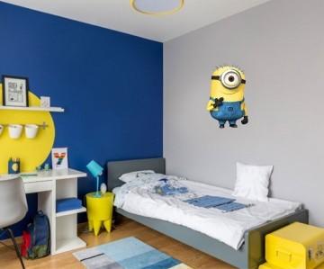 Adesivo Decorativo Minions 0002