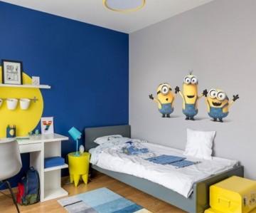 Adesivo Decorativo Minions 0004