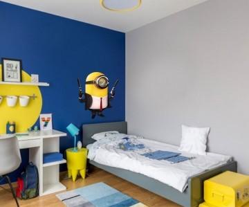 Adesivo Decorativo Minions 0010