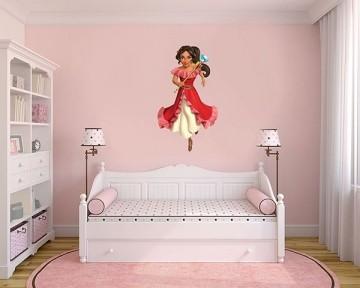 Adesivo Decorativo Princesas 0019