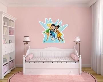 Adesivo Decorativo Tinkerbell 0008