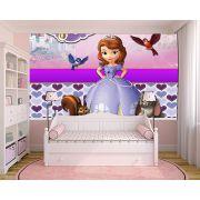 Papel de Parede Infantil Princesa Sofia  0021