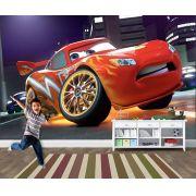 Pape de Parede 3D Carros  0001 - Papel de Parede para Quarto
