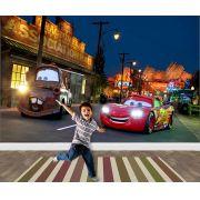 Pape de Parede 3D Carros  0004 - Papel de Parede para Quarto