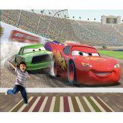 Pape de Parede 3D Carros  0014 - Papel de Parede para Quarto