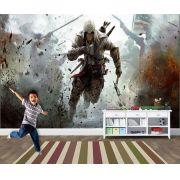 Papel de Parede 3D Games 0016 - Papel de Parede Para Quarto