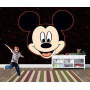 Papel de Parede 3D Mickey 0013 - Papel de Parede para Quarto