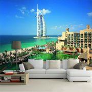 Papel De Parede 3D   Cidades Dubai 0006 - Sobmedida: m²
