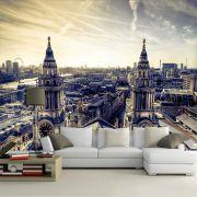 Papel De Parede 3D | Cidades França 0010 - Adesivo de Parede