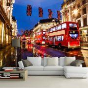 Papel De Parede 3D | Cidades Inglaterra 0003 - Adesivo de Parede