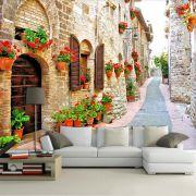 Papel De Parede 3D | Cidades Itália 0005 - Adesivo de Parede