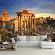 Papel De Parede 3D | Cidades Itália 0011 - Papel de Parede para Sala