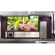 Papel De Parede Para Cozinha 0021 - Sobmedida: m²