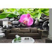 Papel De Parede 3D | Flores 0004 - Papel de Parede para Sala