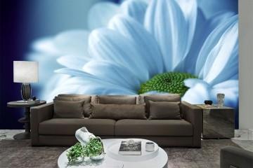 Papel De Parede 3D | Flores 0015 - papel de parede de flores
