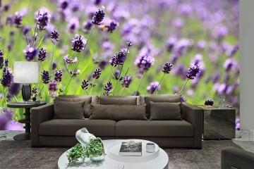 Papel De Parede 3D | Flores 0023 - papel de parede de flores