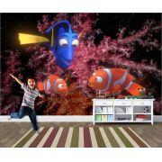 Papel de Parede 3D Nemo 0008 - Adesivos de Parede