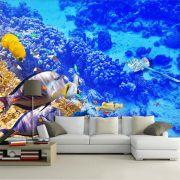 Papel De Parede 3D | Oceanos 0008 - papel de parede paisagem