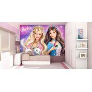 Papel De Parede 3D | Papel de Parede Infantil Barbie 0010 - Sobmedida: m²