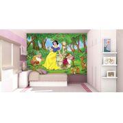 Papel De Parede 3D | Papel de Parede Infantil Branca de Neve 0008 - Sobmedida: m²