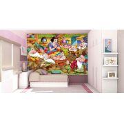 Papel De Parede 3D | Papel de Parede Infantil Branca de Neve 0009 - Sobmedida: m²