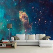 Papel De Parede 3D Universo 0013 - papel de parede paisagem