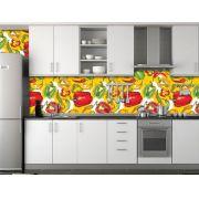 Papel de Parede Cozinha 0008 - Adesivos de Parede