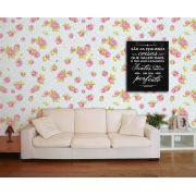 Papel de Parede Floral 0008 - Adesivos de Parede