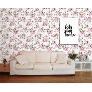 Papel de Parede Floral 0011 - Adesivos de Parede