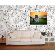 Papel de Parede Floral 0013 - Adesivos de Parede