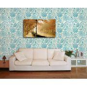 Papel de Parede Floral 0050 - Adesivos de Parede
