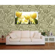 Papel de Parede Floral 0054 - Adesivos de Parede