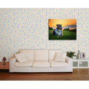 Papel de Parede Floral 0077 - Adesivos de Parede