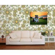 Papel de Parede Floral 0084 - Adesivos de Parede