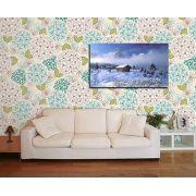 Papel de Parede Floral 0092 - Adesivos de Parede