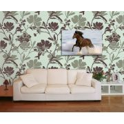 Papel de Parede Floral 0094 - Adesivos de Parede