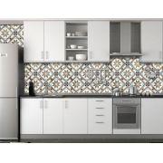Papel de Parede Hidráulico 0010 Papel de Parede para Cozinha