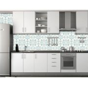 Papel de Parede Hidráulico 0017 Papel de Parede para Cozinha