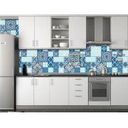 Papel de Parede Hidráulico 0026 Papel de Parede para Cozinha