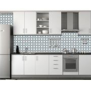 Papel de Parede Hidráulico 0028 Papel de Parede para Cozinha