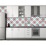 Papel de Parede Hidráulico 0029 Papel de Parede para Cozinha