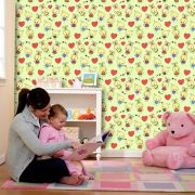 Papel de Parede Infantil 0008 - Adesivos de Parede