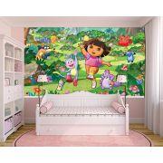 Papel de Parede Infantil Dora Aventureira 0005