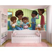Papel de Parede Infantil Dra Brinquedo 0002