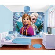 Papel de Parede Infantil Frozen 0001 - Papel de Parede para Quarto