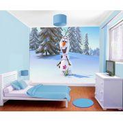 Papel de Parede Infantil Frozen 0007 - Papel de Parede para Quarto
