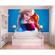 Papel de Parede Infantil Frozen 0016 - Papel de Parede para Quarto