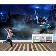 Papel de Parede Infantil Heróis lego 0003