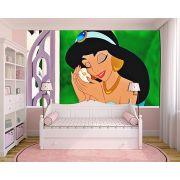 Papel de Parede Infantil Jasmine 0002 - Papel de Parede para Quarto